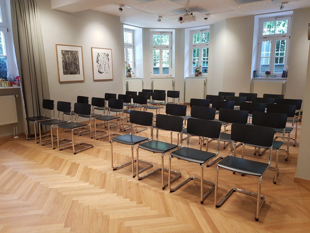 Seminarräume München GST Weiterbildung Akademie