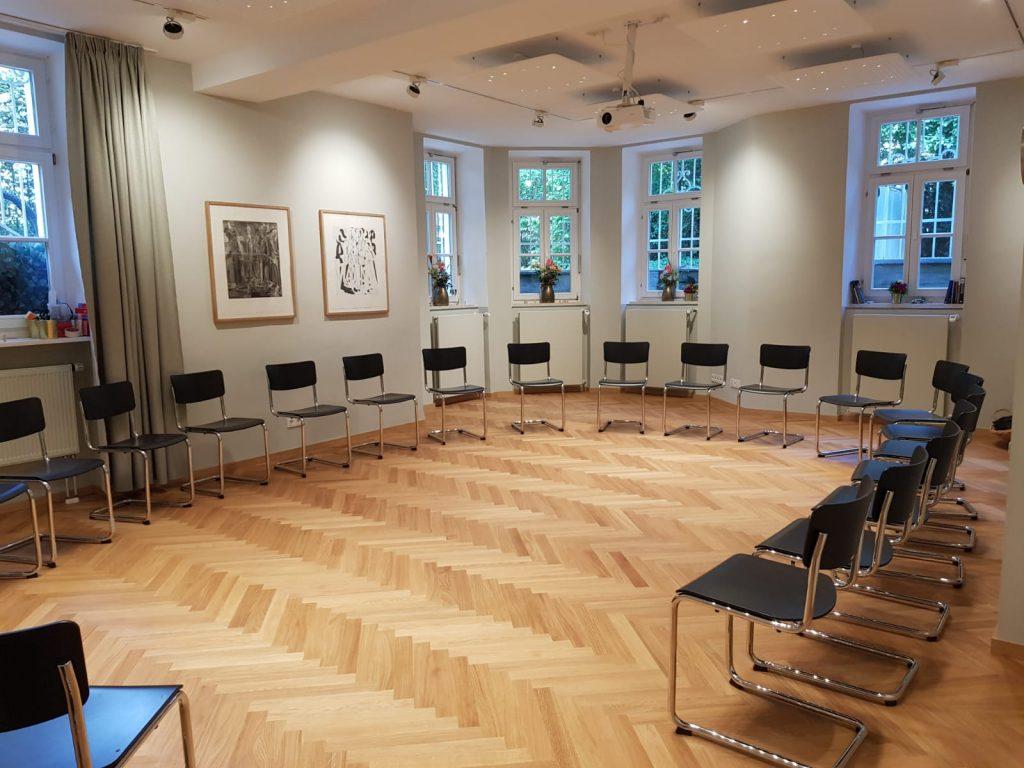 Seminarraum München GST Weiterbildung Akademie